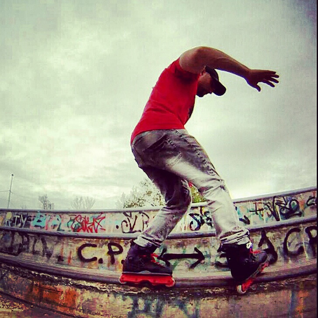 Entertainment SkatePark Noja