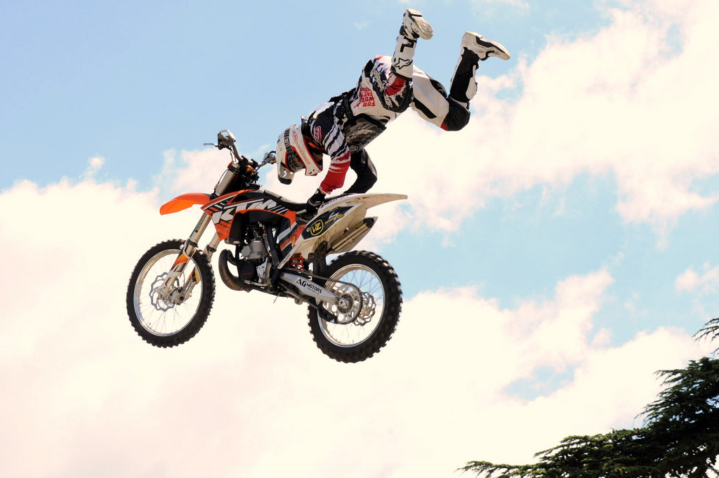 Motorsports FMX 'Jey' Rouanet