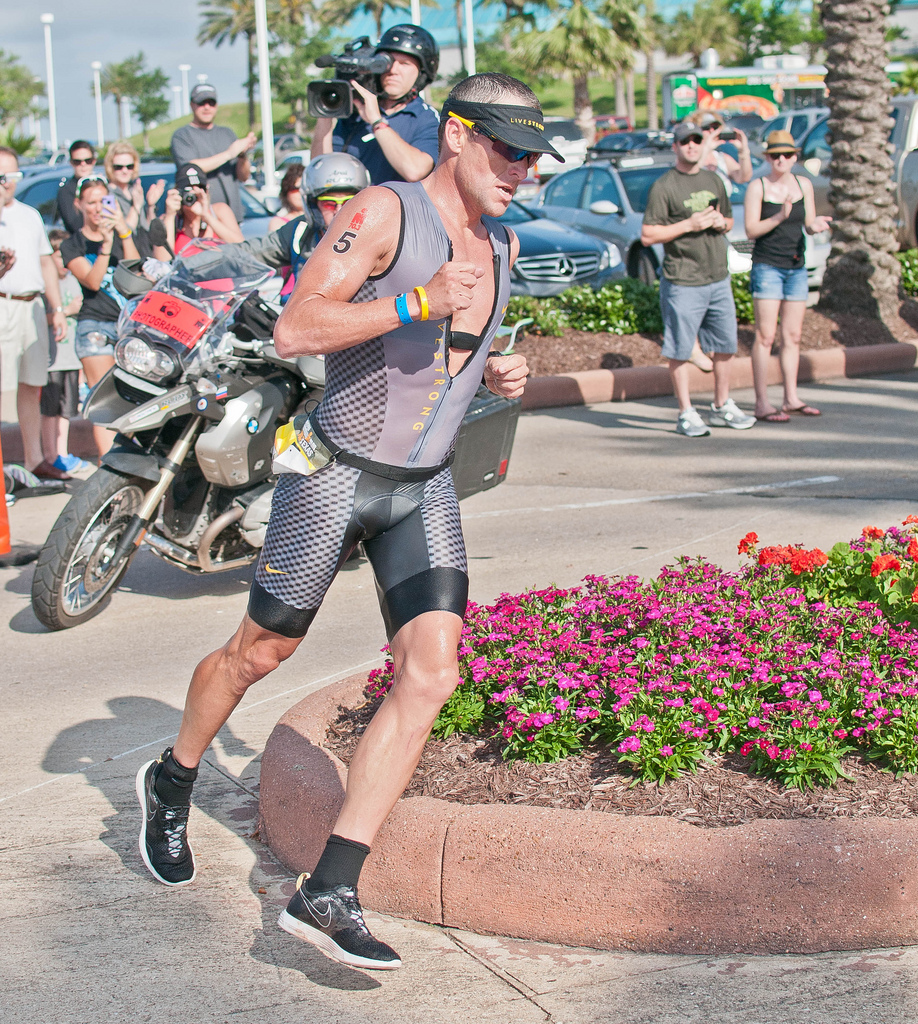 Fitness 2012 Ironman 70.3 Texas, Moody Gardens, Galveston, TX
