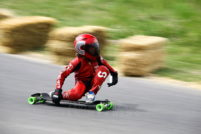 Longboarding Paskapoo Downhill Rodeo Longboarding Competition