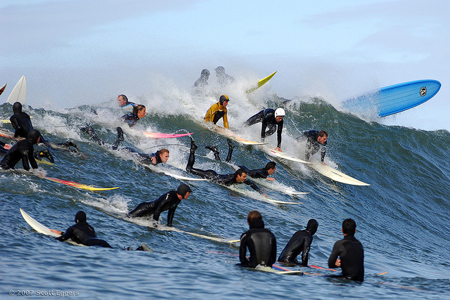 Surf Mavericks