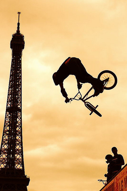 BMX Paris LG Action Sports World Tour