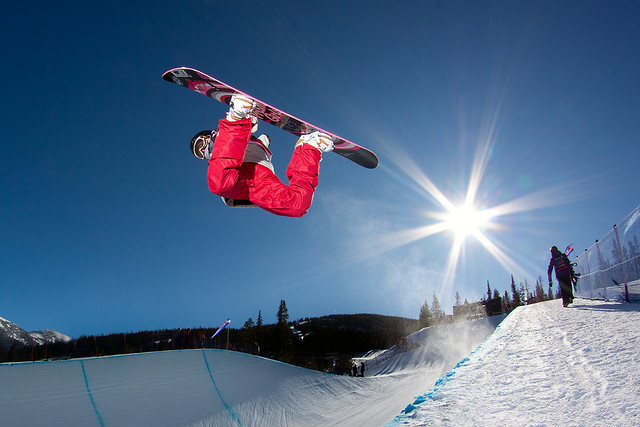 Snowboard Women's Heat Qual from Copper, CO