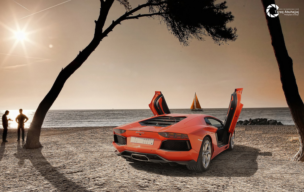 Auto and Cycle Lamborghini Aventadoor LP700