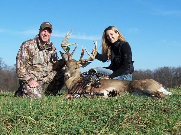 11/11/11 Bow Kill - Michigan Sportsman