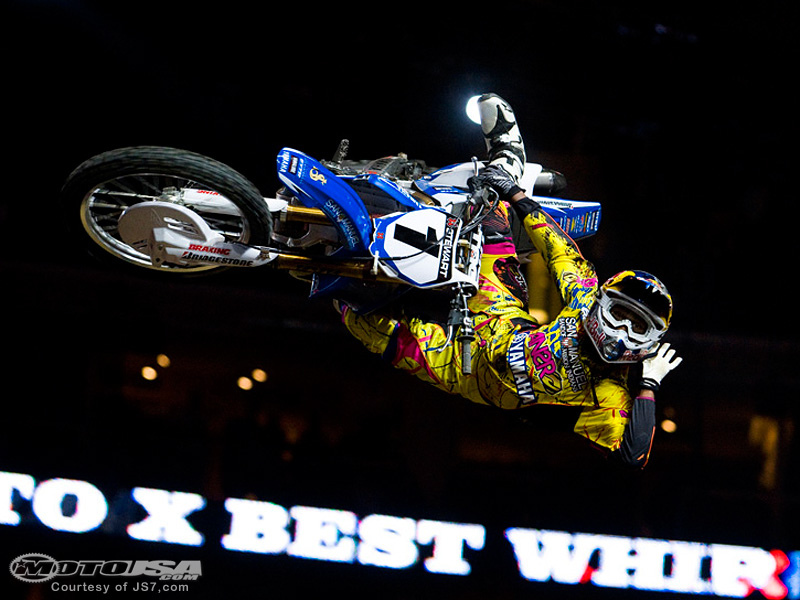 Motorsports james-stewart-best-whip-x-games