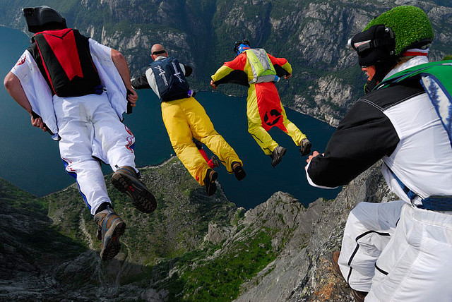 Extreme Basejump