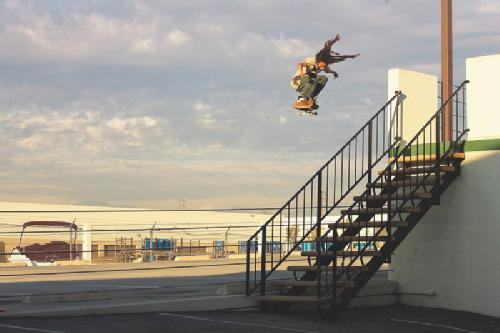 Skateboard nyjah-huston