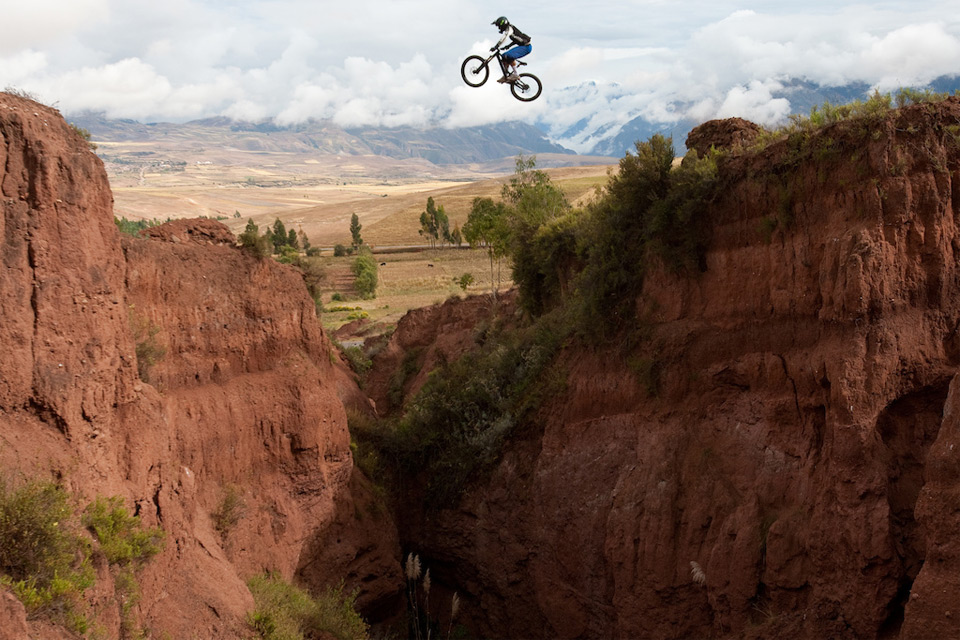 canyon jumper