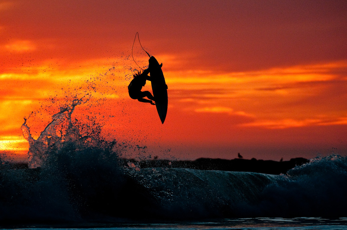 Surf stunning...by Chris Burkhard.