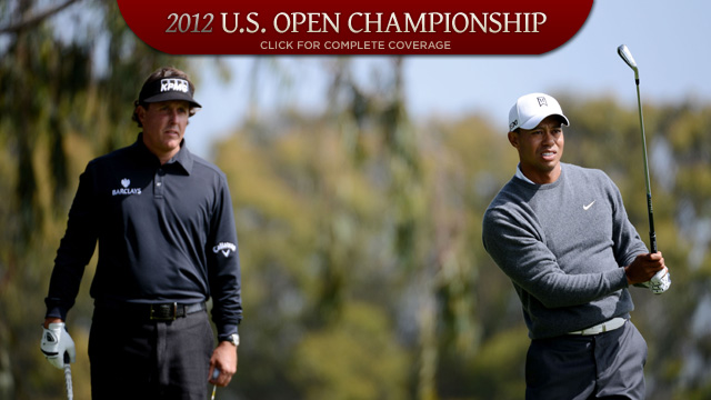 Golf 2012 US Open