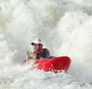 Kayak and Canoe | It was a banner year for Jackson Kayak team member Hunter Katich. He got to take the podium several times and do quite a bit of awesome traveling. He has his year in review here: http://bit.ly/1hwTvPA
