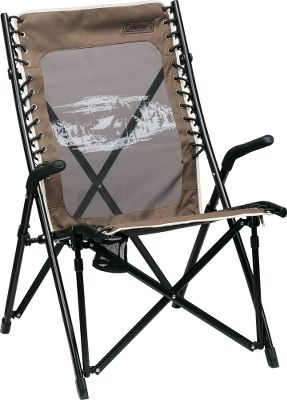 Camp and Hike True zero-gravity comfort in a portable chair that folds into a small carry bag for take-anywhere convenience. Back panels features airy cool mesh for added warm-weather comfort. Drink holder. Rated to 300 lbs. Imported. - $79.99