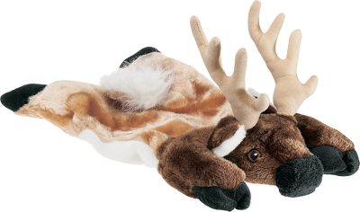 Hunting Plush and loads of fun for your playful pet, these cuddly toys are sure to be favorites that they won t want to put down. Each contains squeakers in the nose and feet. Imported. Available: Plump Goose, Plush Raccoon, Elk, Trophy Bear, Bushy Tail Fox, Skunk, Raccoon. - $8.88