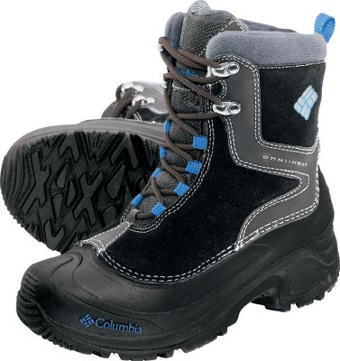 These top-notch winter boots deliver serious comfort for cold-weather activities. Insulated and lined with 200-gram winter-blocking Omni-Heat, these boots are rated to -25F. Uppers are made of waterproof suede and polyurethane-coated leather. The shells and outsoles, made of injection-molded waterproof thermal rubber, provide lightweight winter protection. EVA footbeds with nylex covers. Imported. Kids whole sizes:1-6 medium width. Colors:Turkish Coffee, Dark Shadow, Black, Fawn. Size: 2. Color: Fawn. Gender: Female. Age Group: Kids. Material: Suede. Type: Pac Boots. - $59.88