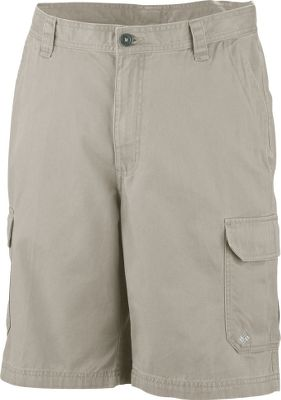 The Mens Brownsmead II 10 Cargo Shorts from Columbia are loaded with plenty of multifunctional pockets to hold items needed on the trail. Garment-enzyme-stonewashed, 100% cotton twill. Omni-Shade UPF rating of 50 protects you from the suns harmful rays. Imported. Inseam: 10. Even waist sizes: 30-44. Colors: Major, Grill, Fossil, Crouton, Tank, British Tan, Blade, Flax. Size: 36. Color: Major. Gender: Male. Age Group: Adult. Material: Cotton. Type: Shorts. - $19.88