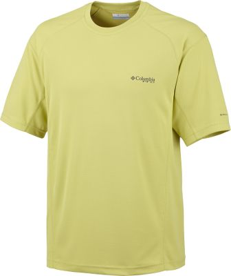 Columbia technologies combine to create a high-performance shirt for fishermen. Omni-Shade fabric delivers a UPF rating of 30 for sun protection. Omni-Wick superior wicking properties move moisture away from the body where it can evaporate quickly. Antimicrobial properties inhibit the growth of odor-causing microorganisms. 100% polyester. Imported.Sizes: M-2XL.Colors: Black, Fossil, Firefly, Beacon. - $19.88