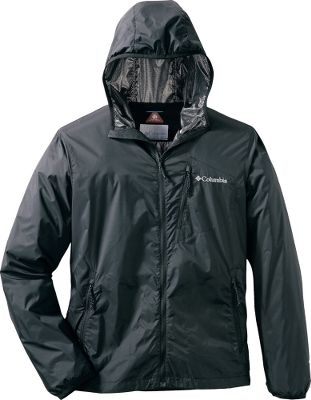 This ultralight, wind-resistant jacket features an Omni-Heat thermal reflective lining for breathable warmth on chilly, windy days. Its made of 100% nylon Heat ripstop for tear-resistant durability. An Omni-Shield finish repels moisture. Zippered chest and handwarmer pockets. Drawcord-adjustable hem. Chafe-resistant chin guard. Imported. Sizes: S-2XL. Colors: Black, Compass Blue, Chartreuse/Grill. Size: LARGE. Color: Chartreuse/Metal. Gender: Male. Age Group: Adult. Material: Nylon. Type: Jackets. - $44.88
