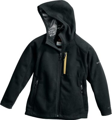 The Omni-Heat lining retains the warmth your little guys body produces' while the Thermorator fleece shell traps and circulates this heat for all-over warmth. Zip-close security pocket at chest gives him a place to store valuables. Zippered pockets provide additional storage or a place to warm hands. Built of 100% polyester with an 89/11 polyester/elastane shell overlay. Imported.Sizes: 4/5, 6/7, 8, 10/12, 14/16.Colors: Black, Mystery, Compass Blue. - $51.88