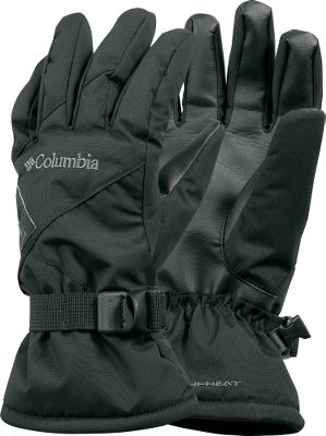 Guns and Military Protect small fingers from frostbite with the Omni-Tech waterproof, breathable bladder. Pick-up grip palms allow improved dexterity. Shell is made of 100% nylon with 100% polyester fleece linings. 150-gram 100% polyester insulation for less bulk and superior warmth. One-hand shock-corded hem and webbing strap adjustments. Imported. Sizes: XS-L. Colors: Black, Flame/Bark/Black, Black/Black Emulsion Plaid/Charcoal, Columbia Navy/Columbia Navy Scribble/Black. - $24.88