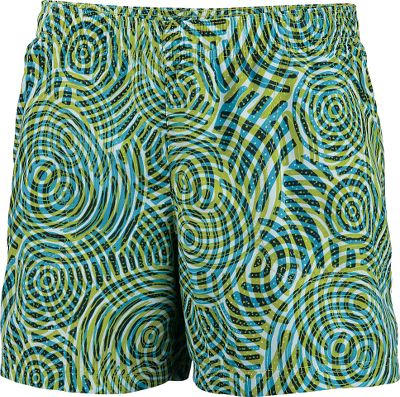 Fitness Fun printed patterns on technical, relaxed-fit adventure shorts. The fast-drying, water-repellent 100% nylon fabric boasts Omni-Shade sun protection with a UPF rating of 30. Multifunctional pocket and a zippered security pocket. Interior drawcord. Imported. Sizes: S-XL, 1X, 2X. Colors:Razzle Grapefruit Print, Black Grapefruit Print, Geyser Grapefruit Print, Red Hibiscus Grapefruit Print. Size: XL. Color: Black Grapefruit Prt. Gender: Female. Age Group: Kids. Pattern: Printed. Material: Nylon. - $10.88