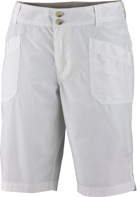 "Hunting Get into the mood of tropical weather and sunshine with these attractive Bermuda Shorts. 100% cotton canvas duck has an Omni-Shade UPF rating of 50 sun protection. Relaxed fit sits just below the waist. Imported. Inseam: 11"". Even waist sizes: 4-16. Colors: Grill, Fossil, White, Coastal. - $14.88"
