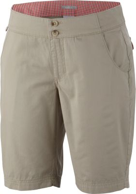 Great shorts that offer the perfect blend of durable practicality, fashion and comfort. Theyre made of soft, yet sturdy 100% peached cotton twill with an Omni-Shade UPF rating of 30 for protection from the sun. Two front pockets and two back pockets. Machine washable. Imported.Inseam: 7, 10.Sizes: 4-16.Colors: Bright Rose/Tiny Stripe (10 only), White Cap/Tiny Stripe (10 only). - $9.88