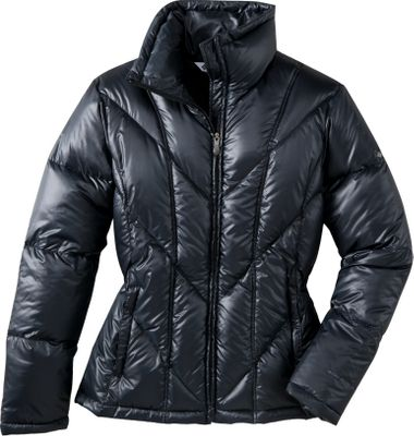 The thick layer of 550-fill power down surrounds you in a blanket of surefire warmth. Omni-Shield advanced repellency shrugs off snow and stains. Drawcord adjustable hem. Interior security pocket. Zip-closed pockets. Polyester shell with nylon taffeta lining. Imported.Sizes: S-3XL.Colors: Tarte, Bright Bluet, Black, Winter White. - $59.88