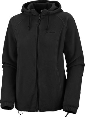 Featuring ultrawarm 360-gram 100% polyester MTR Fleece, this relaxed-fit hoodie offers exceptional all-weather performance and comfort. Interior drawcord. Zip-close security pockets. Two hand pockets. Imported.Sizes: S-XL, 1X-3X.Colors: Burnt Henna, Black, Meadow Green, Autumn Orange, Plum, Leapfrog, Acropora, Palm. - $29.88