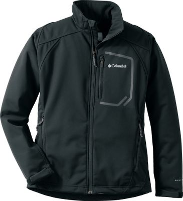 Treat yourself to 20% more warmth than ordinary fleece. An Omni-Heat thermal reflective lining maintains a perfectly managed layer of warmth without the need for heavy or bulky insulation. The plush soft shell is water- and wind-resistant. Two-way ventilation zippers open up for an extra measure of ventilation. Mechanical stretch ensures this jacket will move with you and never hold you back. Drawcord hem. Comfort cuffs with thumbholes. Imported. Sizes: M-2XL.Colors: Sanguine, Black. - $94.88