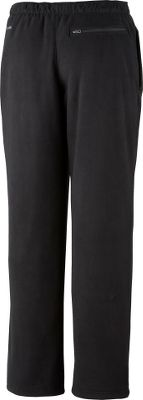 These fleece pants with thermal liner keep you warm and comfortable in cold weather. Rugged 100% polyester 250-gram microfleece is wind- and tear-resistant. Omni-Heat thermal reflective liner delivers additional warmth on the coldest days. Interior adjustable waistband and full-cut legs provided the ideal combination of fit and flexibility. Security pocket for storing essential items. Imported.Inseam: 32-1/2.Sizes: S-2XL.Color: Black. - $40.00