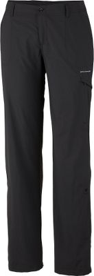 Columbias Womens Aruba Roll-Up Pants are essential for outdoor activities during the warmer months. Omni-Shade technology provides a UPF rating of 30 to keep the suns rays away. Buttons secure the roll-up cuffs, preventing them from coming down during the day. Omni-Wick moisture-wicking fabric ensures you stay dry under the hot sun. 100% nylon construction. Imported. Inseam: 32. Even sizes: 4-16. Colors:Fossil, Collegiate Navy, Sage. Size: 12. Color: Sage. Gender: Female. Age Group: Adult. Material: Nylon. - $27.66