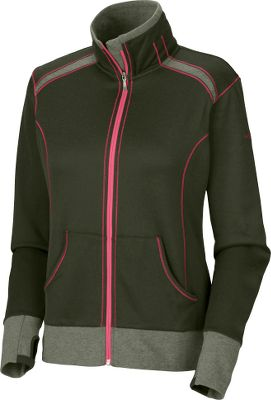 Ultrasoft jersey fabric will make this zip-up jacket a favorite in your closet. Omni-Wick fabric technology moves and disperses moisture away from the body for quick evaporation, keeping you comfortable during physical activity. Thumbholes keep the sleeves down, and a zip-close security pocket holds your keys, cell phone or media device when youre out and about. 57/43 cotton/polyester. Imported. Center back length: 25. Sizes: S-XL. Colors: Coal Heather, Surplus Green Heather. Type: Long-Sleeve Shirts. Size: Small. Color: Surplus Green Hthr. Size Small. Color Surplus Green Hthr. - $9.88