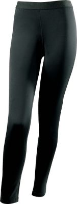 Extreme High-performance tights for cold-weather comfort. Thermal reflective Omni-Heat captures body heat for warmth. Quick-drying Omni-Wick transports moisture and speeds evaporation. A 91/9 polyester/elastane blend offers softness and supple stretch. Ergonomic seaming for a chafe-free, nonbunching fit. Antimicrobial treatment keeps them fresh. Imported. Sizes: S-XL.Color: Black. - $34.99