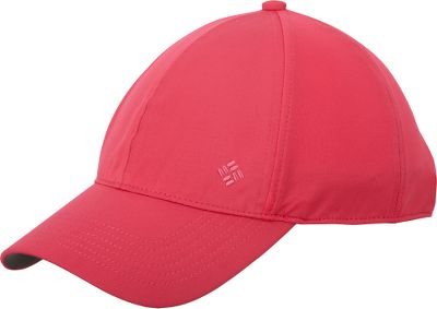 Keep your active girl cool and protected from the sun on hot summer days with this feature-loaded and fashionable cap. Its crafted of 90/10 polyester/elastane with Omni-Shade UPF rating of 50 for protection from the sun. Omni-Freeze technology teams with a moisture-wicking Omni-Wick sweatband to keep your girls head cool and dry. Rear hook-and-loop size adjustment. One size fits most. Imported.Color: Bright Rose. - $19.88