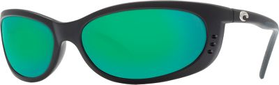 Entertainment Experience a world of amazing color, contrast and clarity through a pair of Costa sunglasses. Lenses are impregnated with 100% UV protection to block the suns harmful rays and it wont wear off over time. CR-39 lenses are known for their optically correct resolution, scratch resistance and light weight. Anti-reflective, water-repellent coating sheds water and snow. Glass lenses feature encapsulated, scratchproof mirrors. Also available is the award-winning Sunrise 580P lens that delivers 27% more light transmission for enhanced performance in low-light conditions. Manufacturers limited lifetime warranty. Color: Sunrise. - $179.00