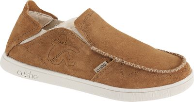 Entertainment Premium suede uppers, and spun-wool and canvas linings. Ultralight with molded EVA outsoles and a unique plasma design. Imported.Mens whole sizes: 8-13 medium width. Color: Tan. - $44.88