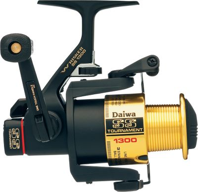 Fishing At the heart of this spinning reel are three stainless steel bearings supporting a precise machine-cut brass pinion and drop-forged aluminum drive gear. An exclusive worm gear system lays line on the Longcast spool in even 5 cross-wraps. Fine-click, micro-adjustable drag; whisker-graphite body; silent anti-reverse; titanium and Teflon- impregnated felt drag discs. Lifetime bail spring and one-touch folding handle. Color: Stainless Steel. Gender: Male. Age Group: Adult. Type: Spinning Reels. - $104.99