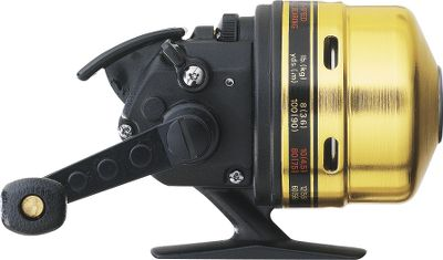 Fishing Durable Daiwa Goldcast reels offer quality spincasting at an affordable price. Reels have an oscillating spool level wind for a smooth spincast drag, and a ball bearing drive for even retrieves. Rugged metal body and nose cone provides durability. Reel also has an on/off anti-reverse for solid hooksets and a strong, oversized stainless steel line guide. Each reel has a rotating tungsten carbide line pickup pin and each comes wound with premium line. Color: Stainless Steel. Type: Spincast Reels. - $57.99