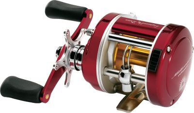 Fishing The Millionaire sports a classic look and shape, quality construction and a wealth of cutting-edge features, at a price that won't break the bank. It has plenty of line capacity to handle everything from largemouth bass to striper. The Quick Takedown design makes for easy spool access and routine maintenance. - $64.99