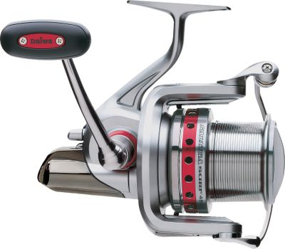 Fishing Built to Saltiga standards, this reel is specifically designed for optimum surf fishing performance with today's braided lines. The lightweight Air Metal Magnesium body is treated to prevent corrosion. You'll appreciate the smooth operation created by digitally designed Digigear machined gears, seven ball bearings, four are CRBB anti-corrosion bearings and one roller bearing. Dual selectable infinite anti-reverse. Tubular stainless Air Bail , ultrareliable manual bail closure with bail lock that prevents handle and rotor turning during casts.Washable design with sealed drag system and machined-aluminum spool and handle. Silent Oscillation with worm gear levelwind provides smooth operation. Lifetime bail spring. - $489.99