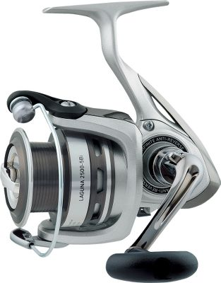 Fishing This feature-loaded reel is economically priced and brings in the big ones with ease. Six-bearing (5BB + 1RB) system delivers smooth function in any condition. Infinite anti-reverse for solid hooksets. Microclick front drag provides fine-tuned drag settings. Digigear design for increased speed, power and durability. Advanced Locomotive levelwind system for reduced tangles. ABS aluminum spool is rugged and withstands harsh use. Type: Spinning Reels. - $29.88