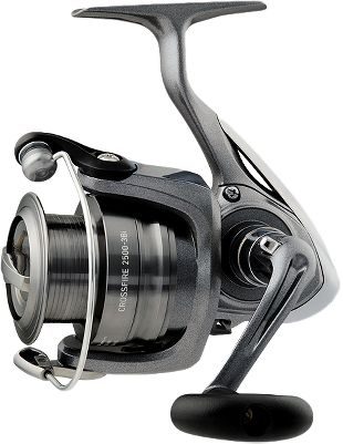 Fishing Put high-end performance into your fishing arsenal without paying a high-end price. Thanks to the gyro-spin balanced rotor and three smooth-running ball bearings plus roller bearing, casting and retrieving is effortless. The infinite anti-reverse and microclick front drag adjustment put you in control of the action. The Twist Buster and the advanced locomotive levelwind mechanism work to eliminate line twisting and snarls. An ABS aluminum spool and the Lifetime bail spring deliver built-to-last dependability. Standard folding handles on sizes 500 and 1,000. One-touch folding handles on sizes 2,000-4,000. - $22.88