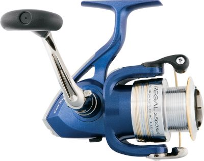 Fishing Fish with an advanced reel designed for tournament anglers and built with precision components. Digigear digital alloy gears deliver years of service. 11-ball-bearing system for a super-smooth performance. Full-time infinite anti-reverse for solid hooksets. Twist Buster line twist reduction. Advanced Locomotive Levelwind wraps the spool evenly. - $24.88