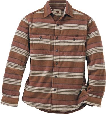 Extremely comfortable and stylish, this polyester jacket is perfect for those times when its not quite cold enough for a heavy coat, yet not warm enough to go without. The microfleece is accented with antique-style buttons. Imported.Sizes: M-2XL.Colors: Autumn, Java, Ocean, Olive.Dakota Grizzly Style No.: 77870. Size 2xl. Color Ocean. - $29.88