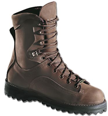 Hunting Whether its a sudden cold snap on an October elk hunt or a wet, late- season pheasant shoot on the plains, the Danner Hawk has all the tools needed to keep your mind focused on hunting, not on aching feet. The 8 nubuck leather uppers house a full GORE-TEX membrane and a moisture-wicking liner for dry, comfortable feet, no matter how wet the conditions. 200-gram Thinsulate insulation provides excellent warmth and versatility in mild to moderate conditions. A patented Danner Bob outsole offers uncomparable performance over a wide range of surfaces and hunting landscapes. And the triple-stitched vamp means these boots will keep you in the field for many seasons to come. Made in USA.Average weight: 4 lbs./pair. Mens sizes: 7-14 D width; 6-1/2 to 13 D and EE widths. Half sizes to 12.Color: Brown. - $349.99