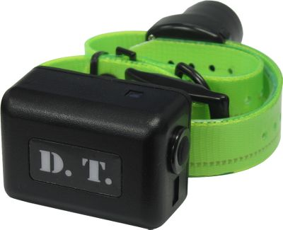 Entertainment Upgrade your 1850 system by purchasing additional receiver collars for training up to three dogs. This add-on receiver/beeper has a green collar. Color: Green. Type: Electronic Collars. - $124.88