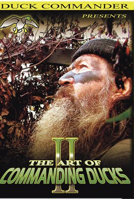 Hunting Learn the art of thinking and talking like a duck with The Duck Commander and you'll be ready when those greenheads circle your spread. 57 minutes DVD. - $8.88