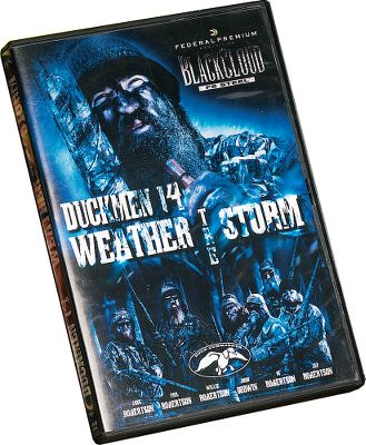Entertainment Extreme weather doesn't stop the Duckmen. Watch Phil and the boys conquer the elements and create a storm of their own in the Louisiana swamps. Includes lots of gunning, calling and duck-killing action. As usual, it also features many entertaining disagreements and heated discussions among the duckmen. 72 minutes. Gender: Male. Age Group: Adult. - $11.88