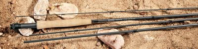 Flyfishing Regarded as one of North America's best competition anglers, Pete Erickson's mastery of European nymphing techniques earned him several strong individual finishes at past World Fly Fishing Championships. The Echo rod-design team selected him to spearhead the creation of this series of light, well-balanced nymphing rods capable of competition-level accuracy. The powerful butt section lobs heavy anchor flies with precision. High-modulus blank has a flexible tip to stay connected to fish better than other nymph rods on the market. Subtle blank colors ensure stealthy fishing approaches. Alignment dots for easy rod assembly. Half-wells extended cork handle with composite pressure zone. Includes Cordura nylon-covered rod case and rod sock. Imported. - $329.99